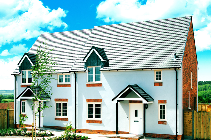 Our development near Ross-on-Wye