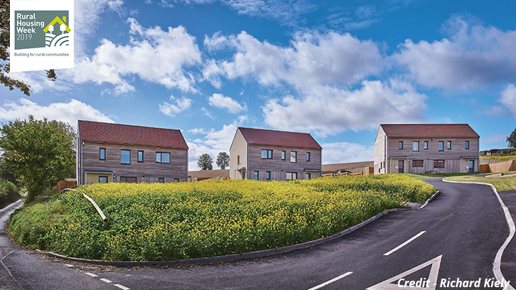 Callaughtons Ash is one of the UK's first affordable housing devlopments to achieve the PassivHaus standard
