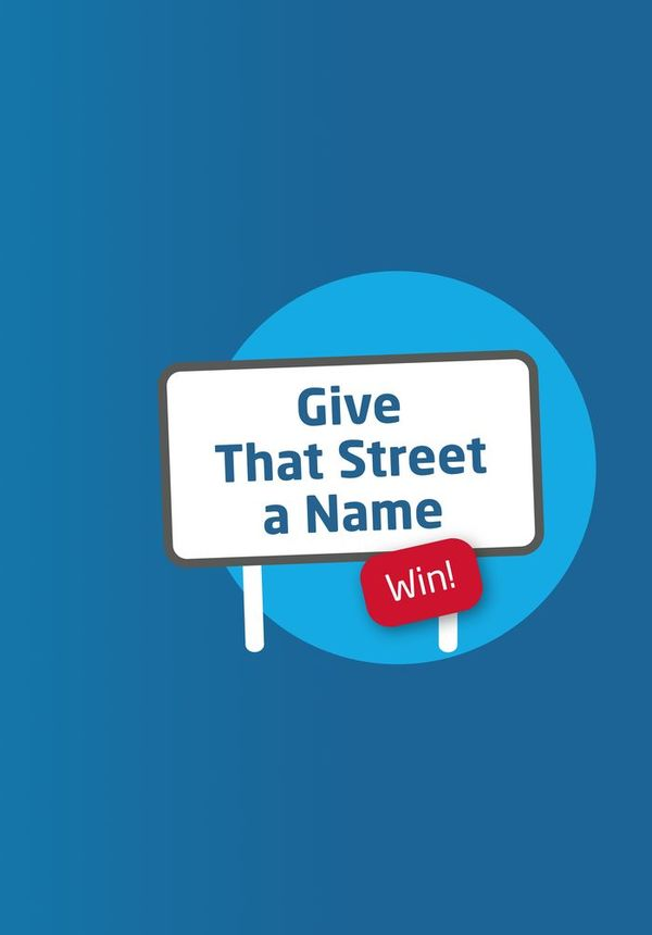 Give That Street a Name - Artwork