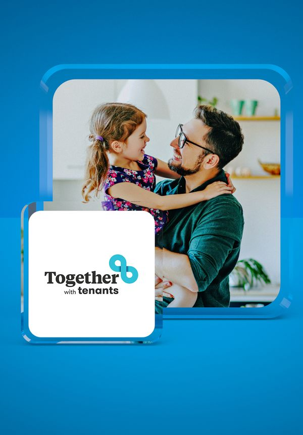 Together with Tenants - Dad