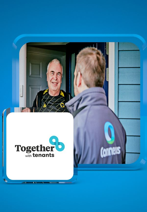 Together with Tenants - Customer