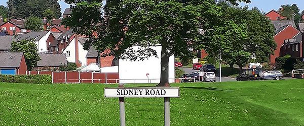 Sidney Road green