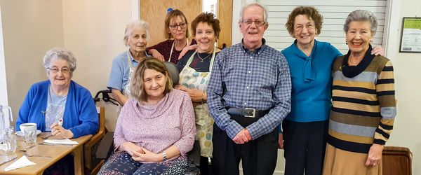 Lunch Club celebrates 30 years